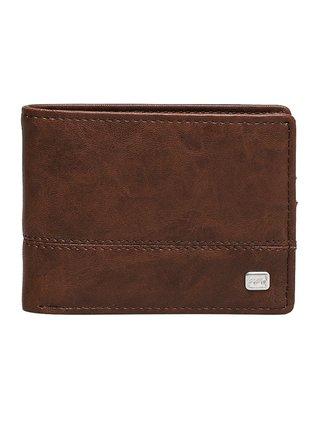 Billabong DIMENSION JAVA GRAIN pánská značková peněženka - hnědá