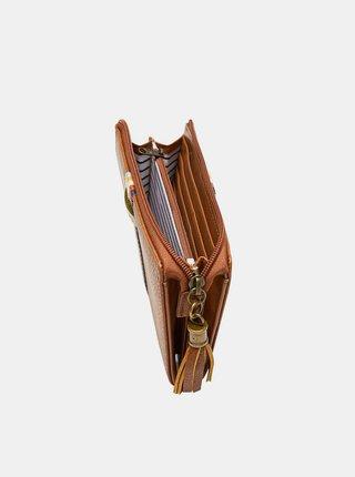 Rip Curl REVIVAL HONEY dámská značková peněženka - hnědá