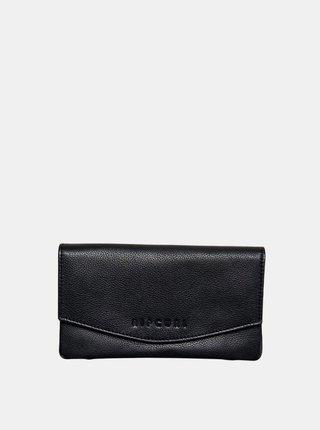 Rip Curl LOST MILLED RFID LTH black dámská značková peněženka - černá