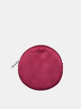 Rip Curl BOSTON ROAD SOFT COI MAROON dámská značková peněženka - červená