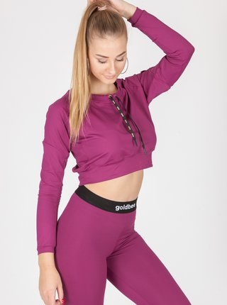 CropTop GoldBee BeCool Wine