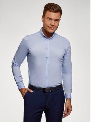 Košile klasická vypasovaná  OODJI