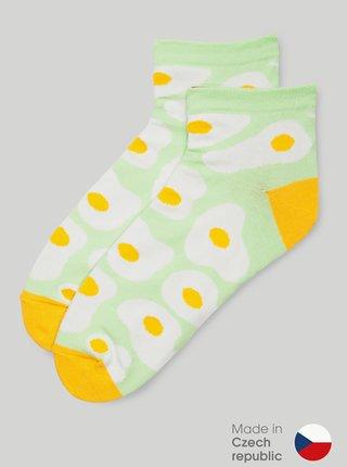 Ponožky GoldBee BeSox Eggs