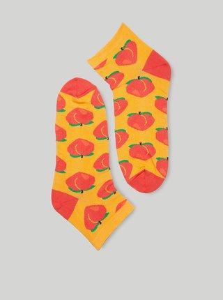 Ponožky GoldBee BeSox Peach
