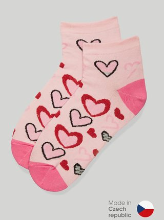 Ponožky GoldBee BeSox Love