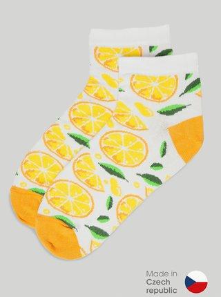 Ponožky GoldBee BeSox Citrus
