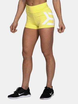 Kraťásky Better Bodies Gracie Lemon Yellow