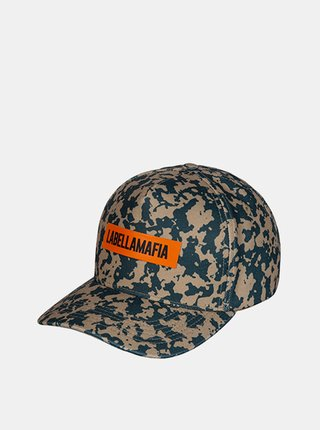 Snapback Labella Camo Brown