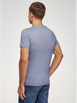 Tričko s výšivkou OODJI