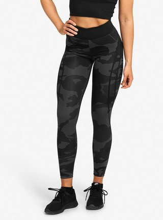 Legíny Better Bodies Dark Camo High Tights