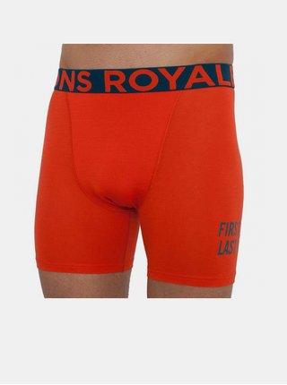 Pánské boxerky Mons Royale oranžové