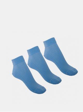 3PACK ponožky Voxx modré