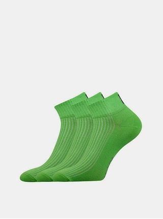 3PACK ponožky Voxx zelená
