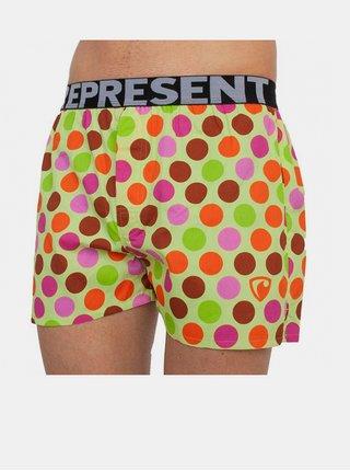 Pánské trenky Represent exclusive Mike color dots