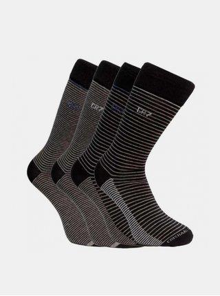 4PACK ponožky CR7 vícebarevné