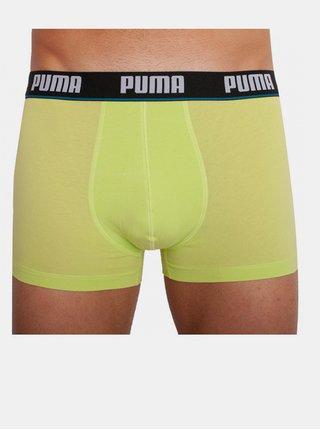 2PACK pánské boxerky Puma vícebarevné