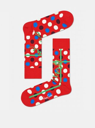 Ponožky Happy Socks Christmas Gift Sock