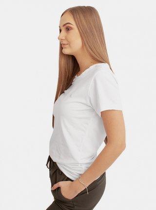 2PACK Dámské tričko CK ONE bílé