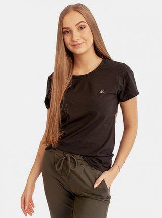 2PACK Dámské tričko CK ONE černé