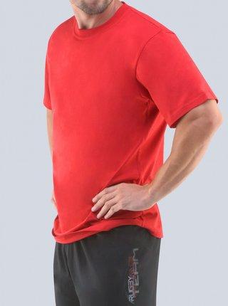 Pánské pyžamo Gino červeno/černé
