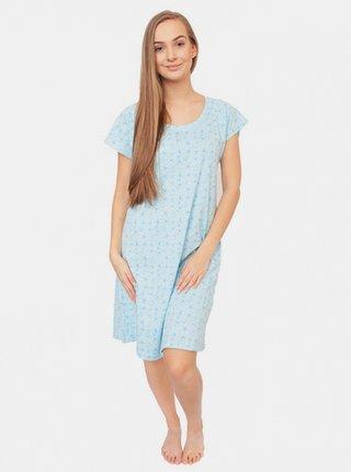 Dámská noční košile Gina modrá