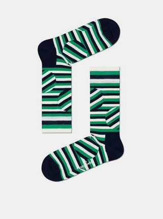 Ponožky Happy Socks Jumbo Dot Stripe