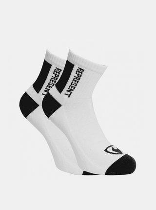 Ponožky Represent simply logo white