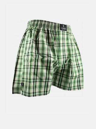 Pánské trenky Lonka zelené