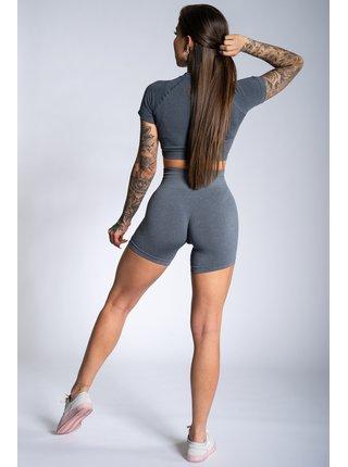 Kraťasy pre ženy Gym Glamour