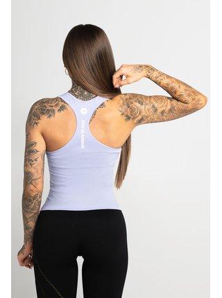 Tílka Gym Glamour Tank Top Lavender