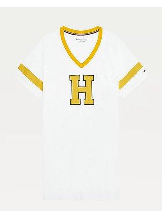 Dámská noční košile Tommy Hilfiger bílá