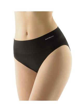 Dámské kalhotky Gina bambusové černé