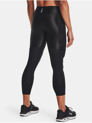 Legíny Under Armour UA IsoChill Run 7/8 Tight - Černá