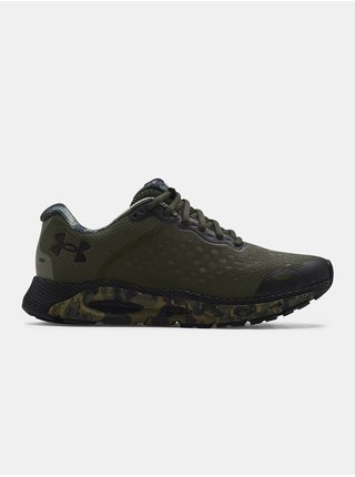 Boty Under Armour HOVR Infinite 3 Camo - Zelená