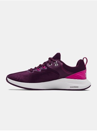 Boty Under Armour UA W Charged Breathe TR 3 - Fialová