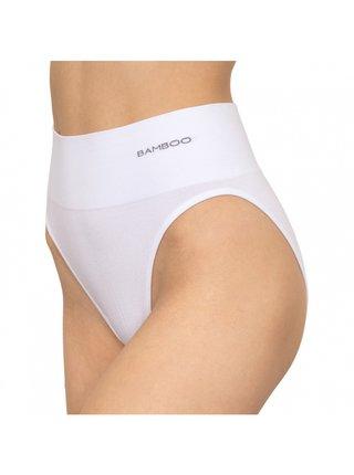 Dámské kalhotky Gina bambusové bílé