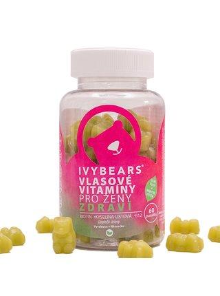IVY Bears vlasové vitamíny pro ženy - Zdraví