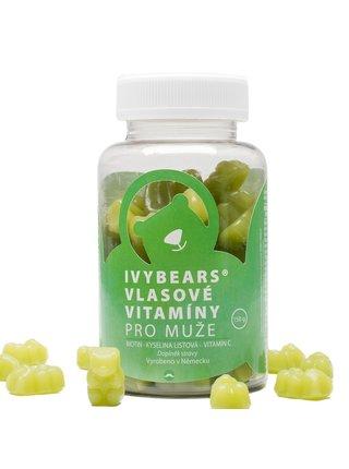 IVY Bears vlasové vitamíny pro muže