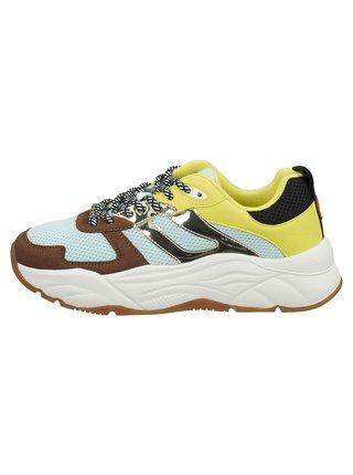 Scotch & Soda farebné tenisky Celest Sneaker Braun