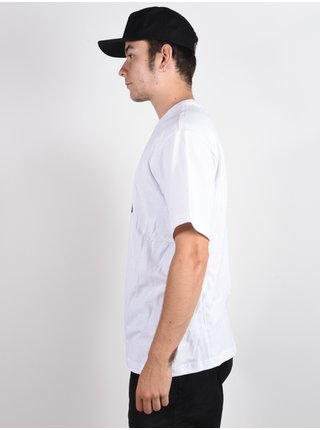 Element BRAINSTORM OPTIC WHITE pánské triko s krátkým rukávem - bílá