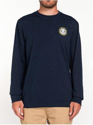 Element SEAL BP ECLIPSE NAVY pánské triko s dlouhým rukávem - modrá