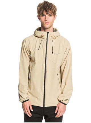 Quiksilver JAMBI PLAGE podzimní bunda pro muže - béžová