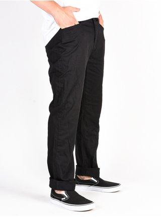 Element SAWYER FLINT BLACK plátěné kalhoty pánské - černá
