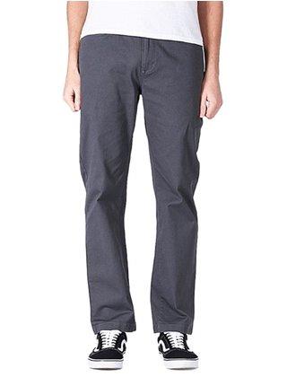 Element SAWYER GARGOYLE plátěné kalhoty pánské - šedá