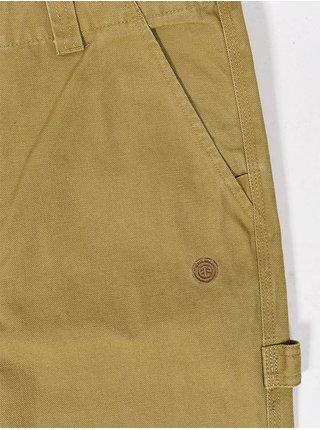 Element CARPENTER CANYON KHAKI pánské zimní kalhoty - béžová