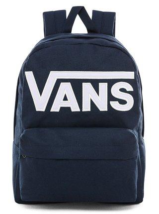Vans OLD SKOOL III DRESS BLUES/WHITE batoh do školy - modrá