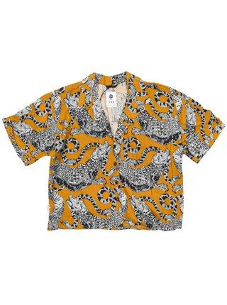 Element JAVA GOLD EATME košile pro ženy