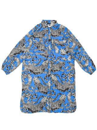 Element HAZEL BLUE EATME krátké letní šaty