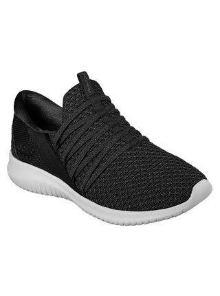 Černé dámské tenisky Skechers Ultra Flex Bright Future