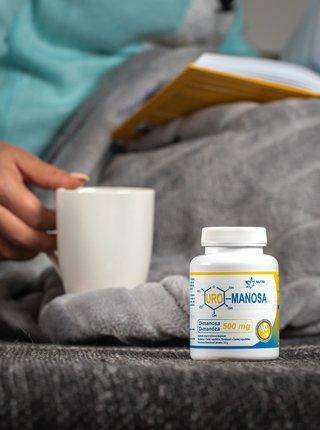 Doplněk stravy URO Manosa Nutricius (40 tablet)